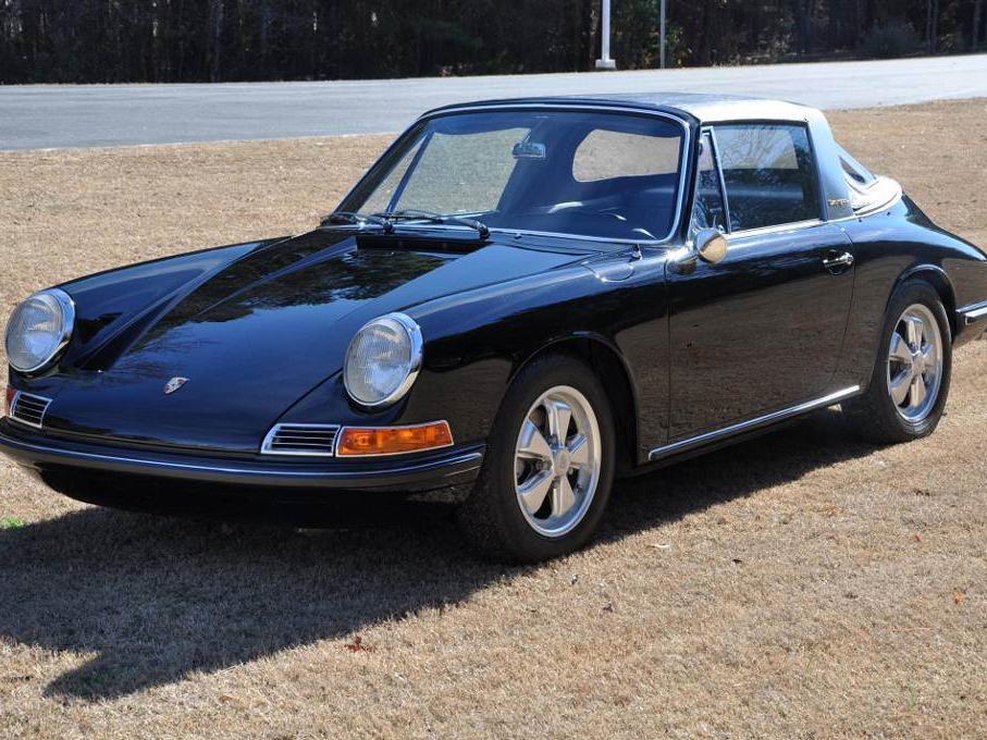 1968 Porsche 911 S Soft Window Targa