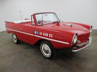 1963 Amphicar