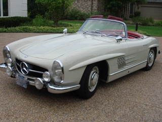 1961 Mercedes Benz 300SL Roadster