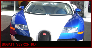 Bugatti Veyron $10,000 a day or $60,000 a week  Fully Loaded, A/C, Power window, power seats Custom Sounds.