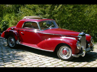 1954 Mercedes Benz 300S Coupe