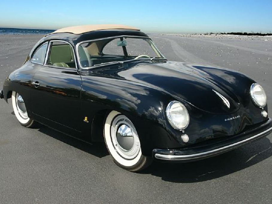 Buying A Vintage 1955 Porsche 356 Pre A Coupe Beverly Hills Car Club