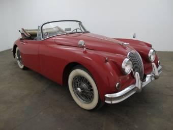 Buying a vintage 1957 jaguar xk150 drophead coupe beverly hills car club - Jaguar xk150 drophead coupe ...