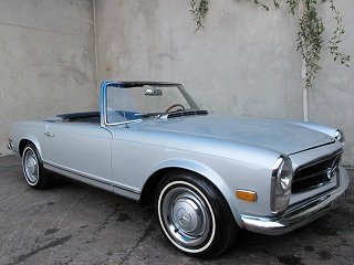 1965 Mercedes Benz 230SL