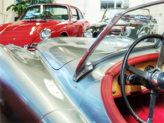 Classic Cars for Wedding Rental