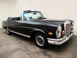 1967 Mercedes Benz 280SE Cabriolet