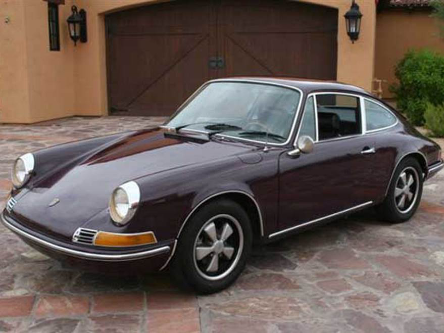 Buying A Vintage 1969 Porsche 911 S Coupe Beverly Hills