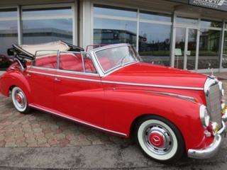 1954 Mercedes Benz 300B Cabriolet