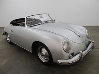 1959 Porsche 356 A Convertible D
