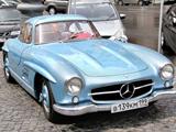 1957 Mercedes Benz 300SL Gullwing