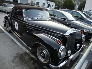 1955 Mercedes Benz 300SC Cabriolet