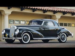 1958 Mercedes Benz 300SC