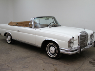 Buying a vintage 1965 mercedes benz 220se 111 beverly for 1965 mercedes benz 220se for sale