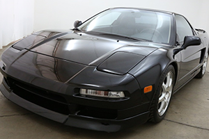 The 1990 Acura NSX Is A One Of A Kind Japanese Sports Car That Is Praised  For Its Power And Performance. It Was The First Model Year Of A Long Line  Of Acura ...