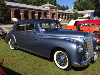 1954 Mercedes Benz 300 Cabriolet