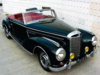 1957 Mercedes Benz 300SC Roadster