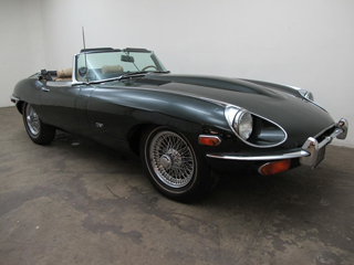 1971 Jaguar E Type