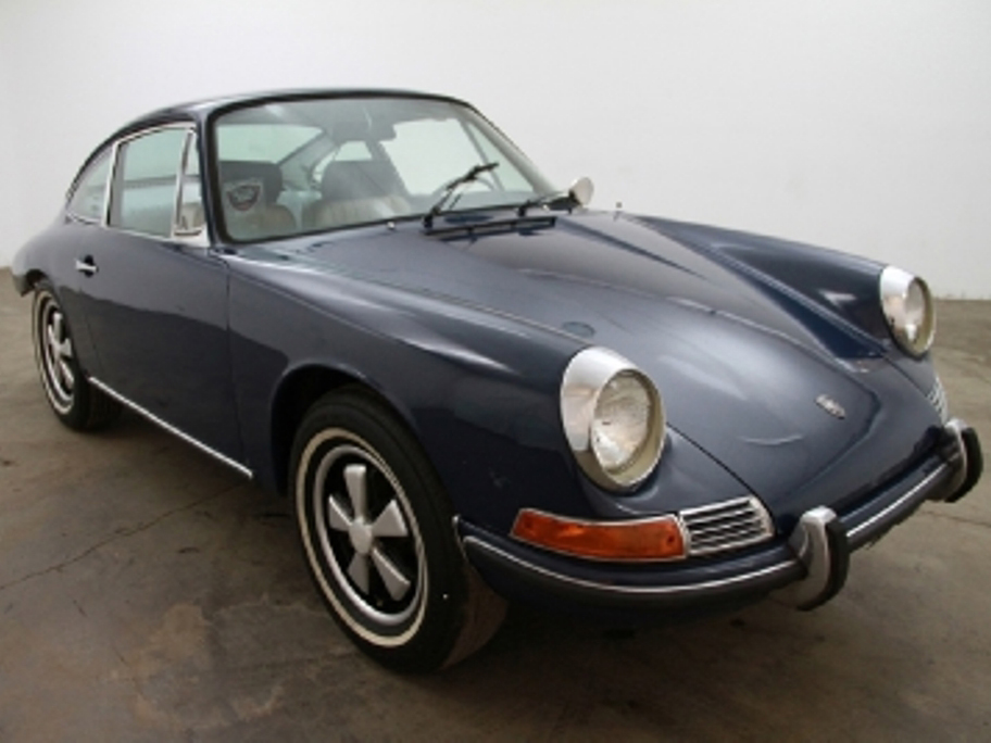Buying A Vintage 1968 Porsche 911 T Coupe | Beverly Hills Car Club