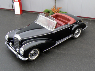 1953 Mercedes Benz 300S Roadster