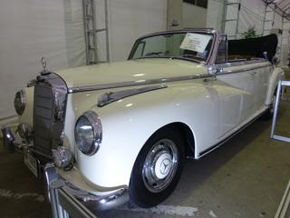 1955 Mercedes Benz 300B Cabriolet