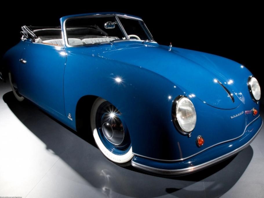 1952 Porsche 356 Pre-A Cabriolet