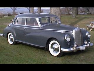 1955 Mercedes Benz 300