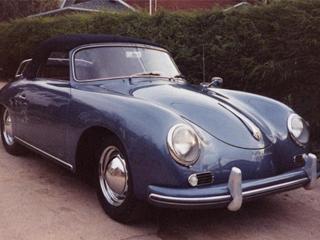 Buying A Vintage 1956 Porsche 356 A Cabriolet Beverly