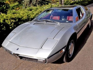 Maserati khamsin for sale usa