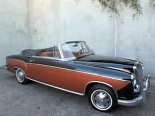 Buying A Vintage 1959 Mercedes Benz 220s Cabriolet