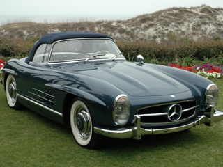 1962 Mercedes Benz 300SL Roadster