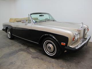 Classic Rolls Royce Values