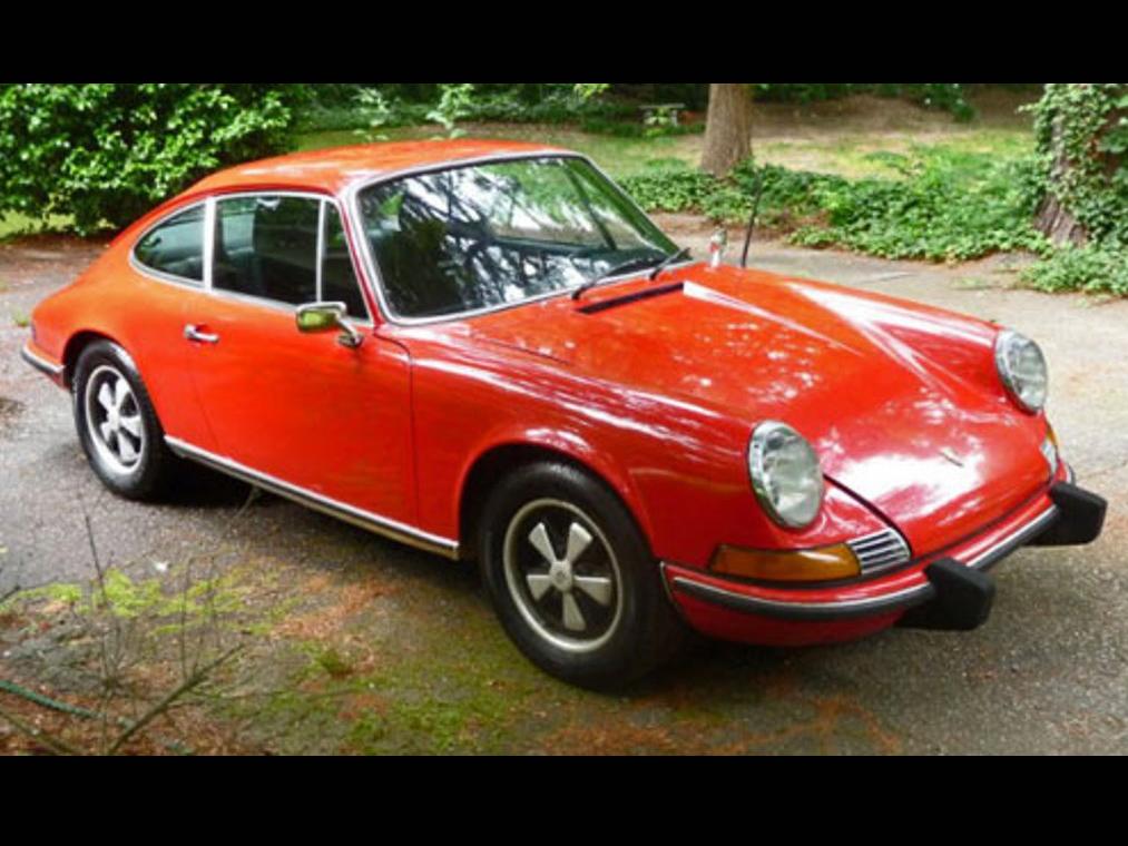 1973 Porsche 911 S Coupe