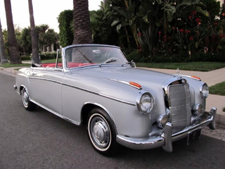 Buying a vintage 1958 mercedes benz 220s beverly hills for 1958 mercedes benz 220s for sale
