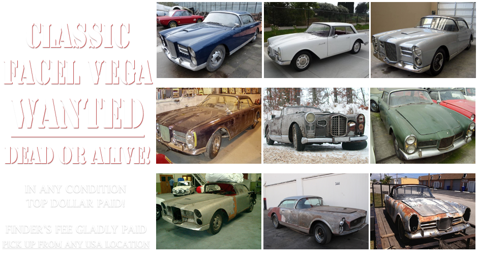 Beverly Hills Car Club - Facel Vega