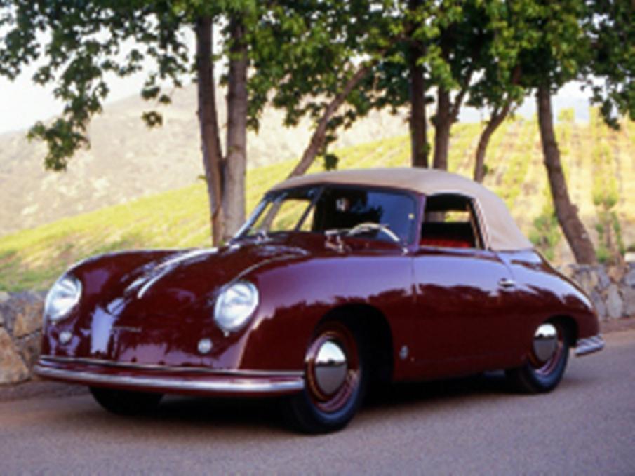 Buying A Vintage 1950 Porsche 356 Pre A Cabriolet
