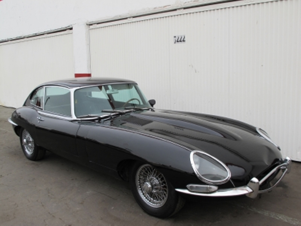 1967 Jaguar E Type 2+2 Coupe