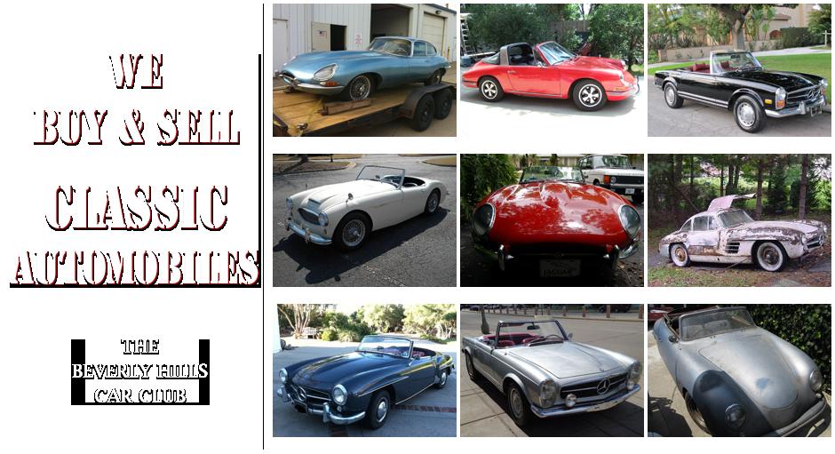 Beverly Hills Car Club - ClassicCar Dealership