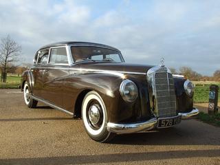 1952 Mercedes Benz 300S