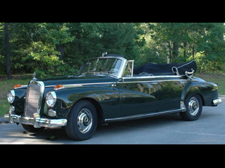 1959 Mercedes Benz 300D Cabriolet