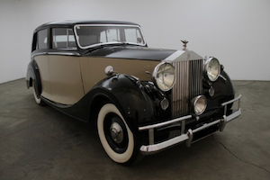 1968 Rolls Royce Phantom V