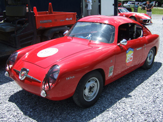 1959 Abarth Double Bubble