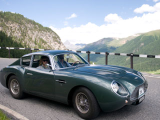 1963 Aston Martin DB4 Series V
