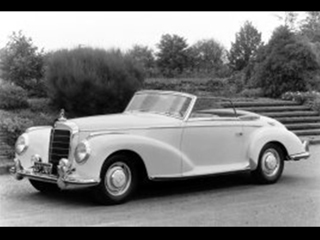 1952 Mercedes Benz 300S Roadster