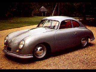 1949 Porsche 356 Pre-A
