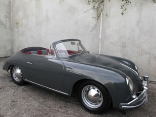 Buying A Vintage 1957 Porsche 356 A Cabriolet Beverly