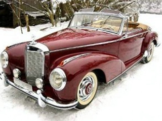 1958 Mercedes Benz 300SC Roadster