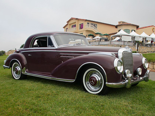 1956 Mercedes Benz 300SC Coupe