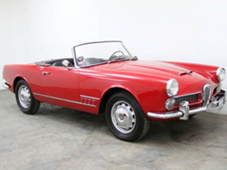 1961 Alfa Romeo 2600