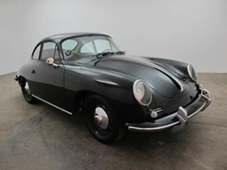 1963 Porsche 356 C Coupe