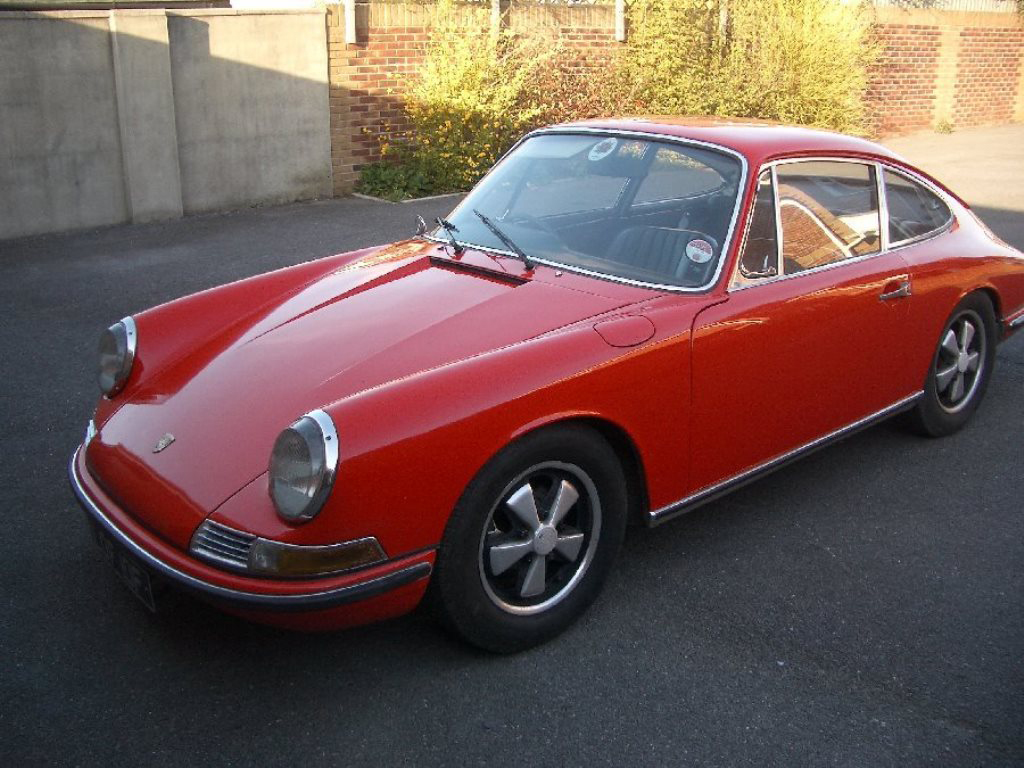 Buying A Vintage 1968 Porsche 911 S Coupe Beverly Hills